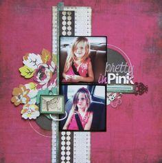 BasicGrey : Pretty In Pink by: Alyssa