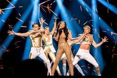 Samra - Miracle (Azerbaijan) 2016 Eurovision Song Contest Eurovision Songs, Concert, Recital, Concerts, Festivals