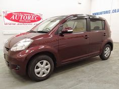 Japanese vehicles to the world: 2008 Toyota Passo X F Package for Kenya to Mombasa...