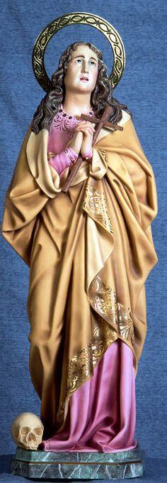 Citta Cattolica: Statue: Statue di Santi in Pasta di legno