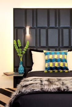 hotel adelphi australie design melbourne coussin couleur