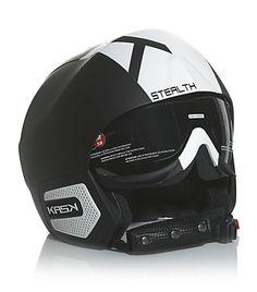 Kask Stelth Ski Helmet Ski Gear, Biker Gear, Vespa Helmet, Ski Accessories, Armor Concept, Helmet Design, Ski And Snowboard, Motorcycle Helmets, Skiing