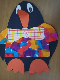 Tacky the Penguin project