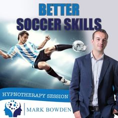 It takes more than physical strength, agility and speed to be an amazing football player. The top professional footballers have trained their minds just as much as their bodies, allowing them to get into a mental state that allows them to dominate the field during games. The 'Better Football Skills' hypnosis program is a powerful hypnosis that will help you to use your mind to become better at sport