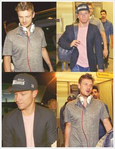 Brian Littrell and Nick Carter Nick Carter, Brian Littrell, The Fam, Backstreet Boys, My Forever, Crushes, 80s Icons, Boyfriend, Guys