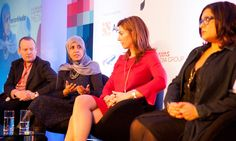 Watch highlights from a panel debate at the Changing Media Summit 2016, looking at diversity in media and tech companies