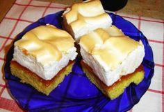 Női szeszély ahogy Györgyi készíti | NOSALTY Sweet Recipes, Cake Recipes, Hungarian Recipes, Hungarian Food, Sweet Cookies, Coffee Cake, French Toast, Cheesecake, Muffin