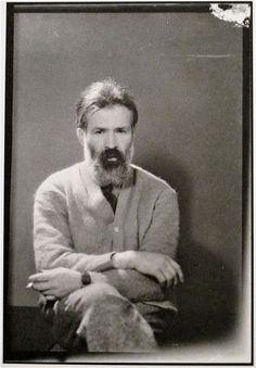 Man Ray: Constantin Brancusi, Paris, circa 1930