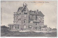 De Haan     Hotel Des Families        Scan 9360 - De Haan