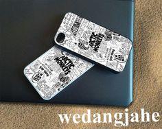 Arctic Monkey lyrics  iPhone 4/4s/5 Case  by weidangjaheuet, $13.50