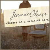 Jeanne Oliver made a Life List that is inspiring. I need to do the same.
