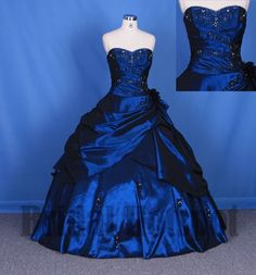 Fairytale Ball Gown Prom Dress