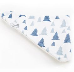 Blue Pine Bib