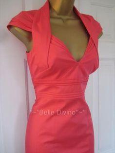 Karen Millen Pink Cocktail Dress