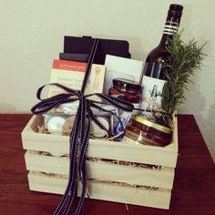 Corporate gift hamper. Gourmet hamper. Australian produce. www.theboutiquebox.com.au
