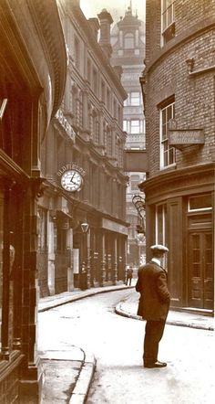 Old Post Office Place, Liverpool 1913 Liverpool Images, Liverpool Town, Liverpool History, Liverpool England, Local History, British History, Old Pictures, Old Photos, Vintage Photos