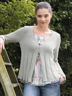 Muse free knitting pattern from Rowan