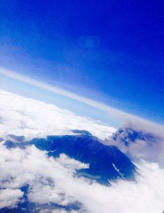 Mount Raung Eruption #PerfectView #Indonesia #ElikaCollection