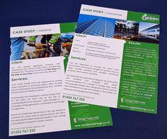 Full colour printed leaflets - order online here http://www.spotonprintshop.co.uk/leaflets/cat_45.html