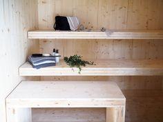 Sauna kohteessa Kotola, Asuntomessut 2016 Seinäjoki