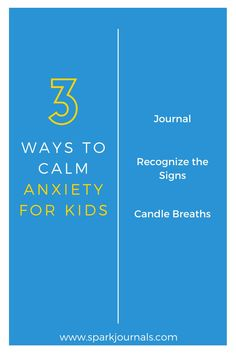 Try these three ideas for calming kid's anxiety - even grown ups would benefit! Emotional Resilience, Emotional Regulation, Growth Mindset For Kids, School Plan, Mindfulness Activities, Anxiety In Children, Yoga For Kids, Toolbox, Easy Workouts