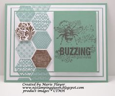 NJ Stamping Queen--Color My Heart Color Dare #37--Juniper --play along--entries due 4/11/13