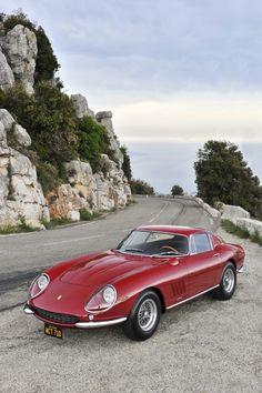 Steve McQueen's 1967 Ferrari 275 GTB/4