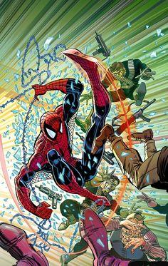 AMAZING SPIDER-MAN #1 VARIANT