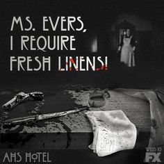 Miss Evers - American Horror Story Season 5 Hotel