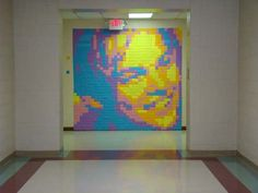 . Art of Apex High School: Post It Note Project Explained