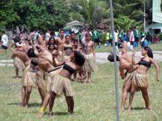 ÍNDIOS POTIGUARA DA PARAÍBA EM FOCO: Jogos Indígenas 2016 serão abertos nesta sexta-fei...