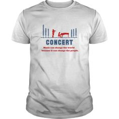 Music can change the world - Tshirt