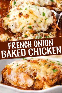 Easy Baked Chicken, Baked Chicken Breast, Chicken Breasts, Chicken Thighs, Oven Chicken, Keto Chicken, Rotisserie Chicken, Easy Chicken Meals, Chicken Milk