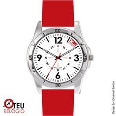 Mostrar detalhes para Relógio de pulso OTR TOMMY 0001