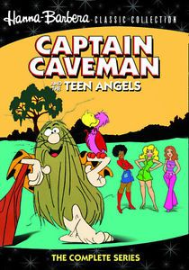 Captain Caveman and the Teen Angels: The Complete Ser (DVD Used Very Good) DVD-R    eBay