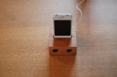 iPhone stand [tetra]