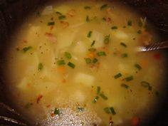 Supa de cartofi cu usturoi, poza 1 Grains, Food, Essen, Yemek, Meals