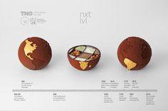 Virgin Atlantic - 3D Printing - ByFlow Chocolate Globe.jpeg