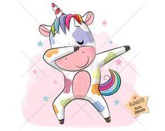 Cute Unicorn, Cartoon Unicorn, Clip Art, Typography Prints, Nursery Prints, Paper Goods, Cute Cartoon, Invitation Cards, I Shop
