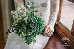 Dairy Shed Wedding with white & green florals by Art Photo Shed Wedding, Our Wedding Day, Green Wedding, Wedding Flowers, Rose Gold Vase, Rustic Shed, Romantic Candles, Cascade Bouquet, Garden Roses