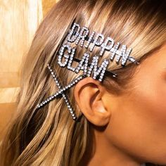 Kitsch x Justine Marjan Professional Glam Hair Accessories Pigtail Hairstyles, Bobby Pin Hairstyles, Headband Hairstyles, Hair Accessories For Women, Fashion Accessories, Hair Scarf Styles, Outfits Casual, Celebrity Hair Stylist, Hair Decorations