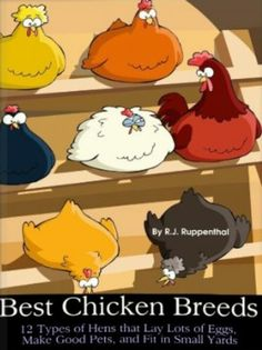 Book about raising chickens