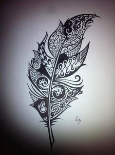 most amazing black and white tattoos - Google Search