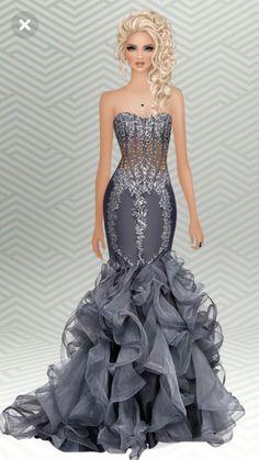 Party Dresses For Women, Unique Dresses, Casual Dresses For Women, Sexy Dresses, Bridal Dresses, Evening Dresses, Covet Fashion, Fashion Art, Fashion Looks