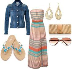 Beach Breeze featuring fibi & clo Cannes Turquoise