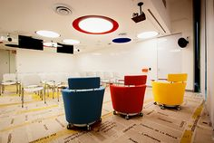 Google mexico space 8 #floor