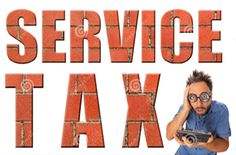 #Servicetax is the gross amount received by the service provider for the taxable service rendered by him.