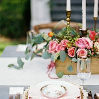 Michelle Leo Events • Portfolio • Editorial • English Garden