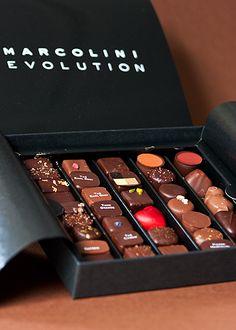 Pierre Marcolini, one of the best Belgian chocolatiers.