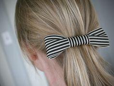 ribbon bow!